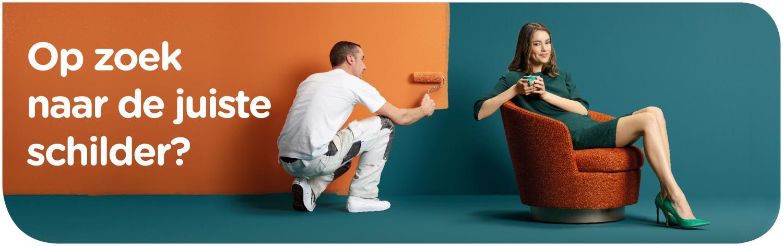 Je huis laten schilderen - vind een schilder via colora