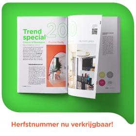 Het gloednieuwe colora magazine - herfst 2019