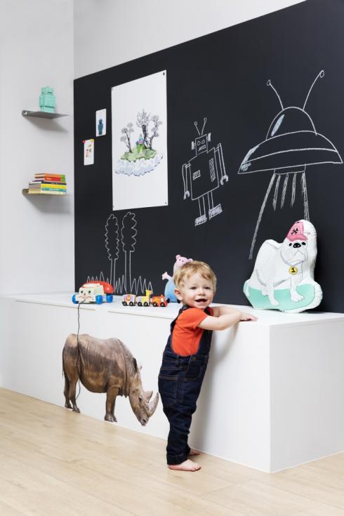 Kleurencombinaties in de kinderkamer
