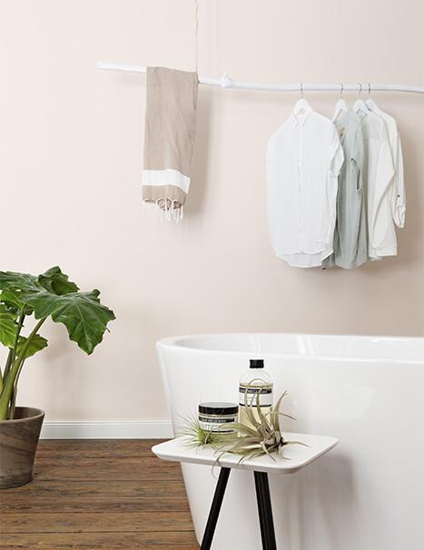 inspiratiebeeld rond badkamer schilderen