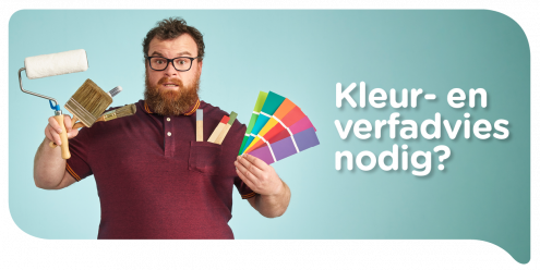 Profiteer nu van de kleuradviesactie bij colora tussen 20 januari en 29 februari 2020 en krijg je kleuradvies aan huis 100% terugbetaald