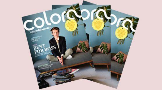Het colora magazine