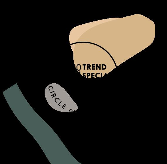 Logo trendcollectie 2021 - Circle of Life
