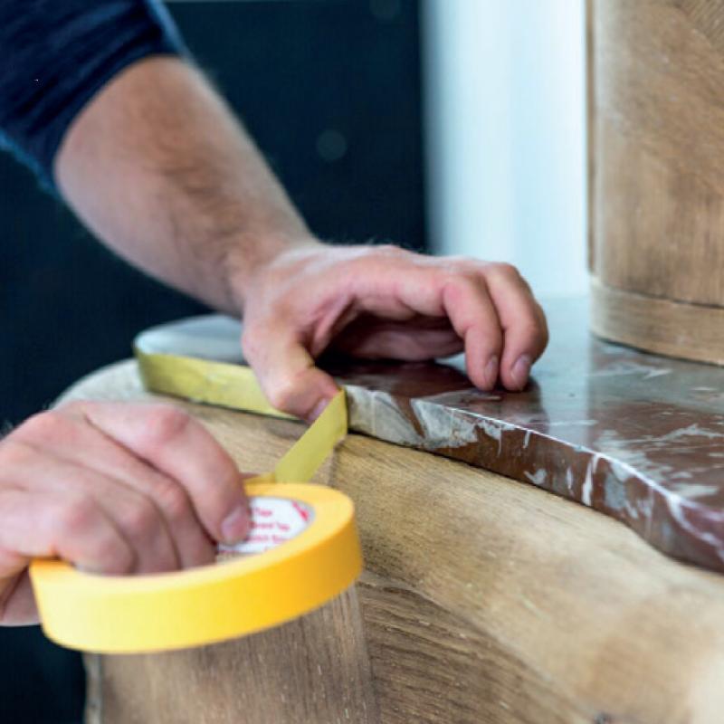 Hoe meubels verven met krijtverf?