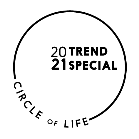 Logo trendcollectie 2021 - Circle of Life