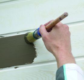 Doe het zelf: Hout buiten schilderen