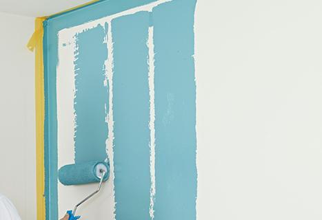 Binnenmuur schilderen