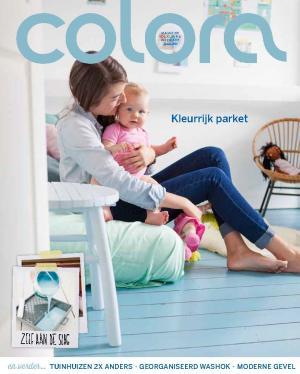 Colora magazine Juni 2014