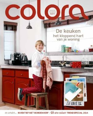 Colora magazine Oktober 2013