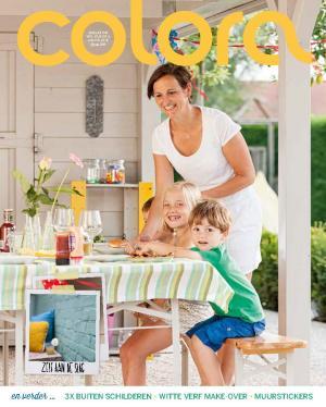 Colora magazine Maart 2015
