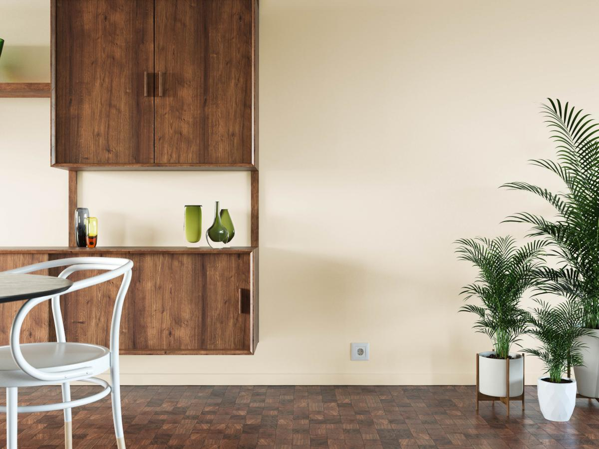 Accentkleur op meubilair als subtiele kleurtoets