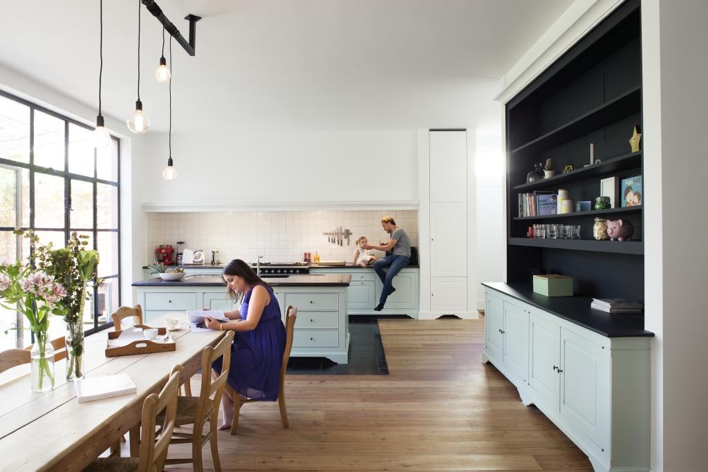 Inspiratie om je keuken te schilderen