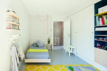 Behang je muur met The Grid behangpapier