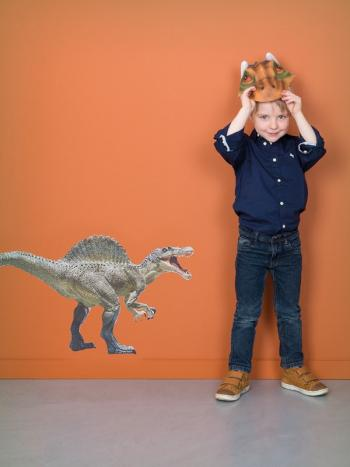 Muursticker spinosaurus