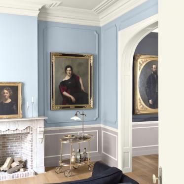 Inspiratie om je woonkamer te schilderen