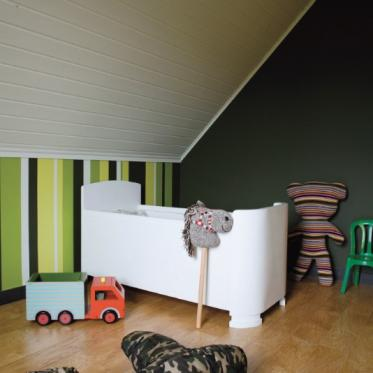 Kinderkamer schilderen