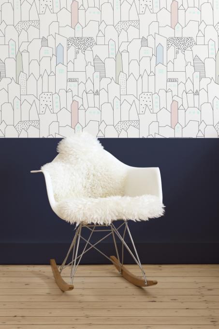 Schilder en behang je muur