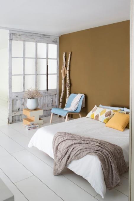 Slaapkamer beige schilderen