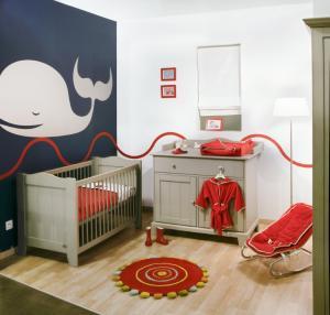 Hoe vermijd je verflucht in de babykamer?