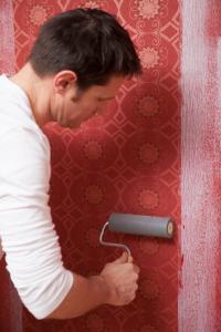 Barok behang: trendy retro behangpapier