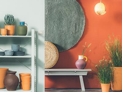 Natuurlijke verfkleuren: ontdek de wereld bij je thuis