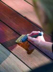 Je tuinhuis beitsen: DIY!