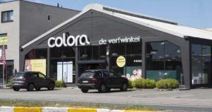 Verfwinkel COLORA SINT-PIETERS-LEEUW