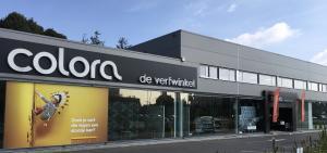 Verfwinkel COLORA GENT ST.-DENIJS-WESTREM