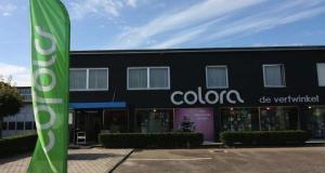 Verfwinkel Colora Turnhout