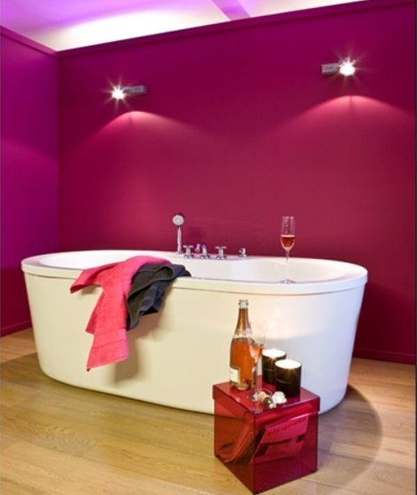 Blog de mooiste kleuren om je badkamer te verven for Quelle couleur dans une salle de bain