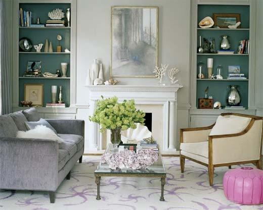 Kleuren In Interieur : Vintage kleuren voor een trendy retro interieur colora